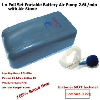 battery air pump aquarium in Pumps
