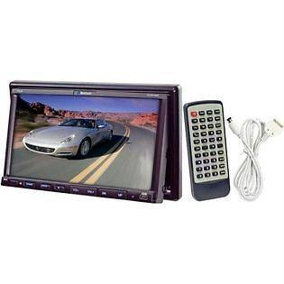 Pyle LCD Touchscreen DVD Player iPod  TV Car Truck Audio Video