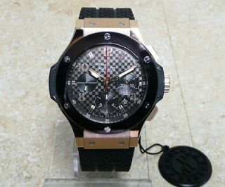 Hublot Big Bang Evolution Rose Gold 301.PB.131.RX CARBON DIAL