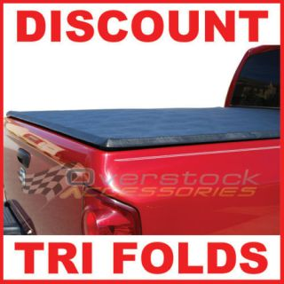 1993 2011 Ford Ranger 6ft Short Bed TRI FOLD Tonneau Truck Bed Cover