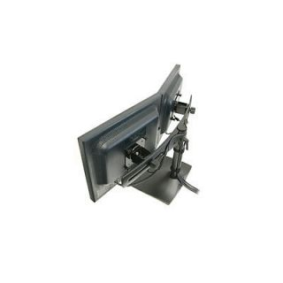 4099063 33 322 200 ERGOTRON ds100 dual monitor desk stand horizontal