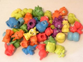 ANIMAL PENCIL TOPPERS PARTY FAVORS * 24 PCS *