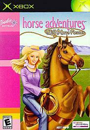 barbie horse games