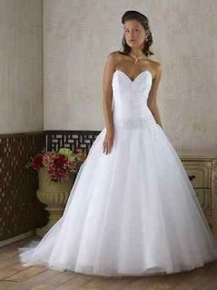 Short sleeve Plus size Wedding dress Bridal Gowns New