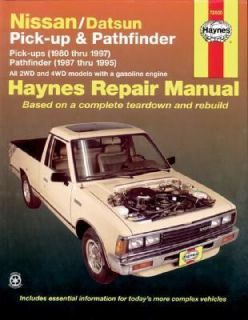 Nissan Datsun Pick Up and Pathfinder Vol. 72030 by Rik Paul, John