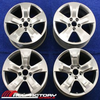 ACURA MDX 18 2007 2008 2009 FACTORY OEM RIMS WHEELS SET OF FOUR DEPAX