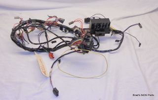 dodge dart wiring harness in Charging & Starting Systems