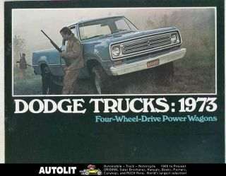 dodge power wagon 4x4 in Power Wagon