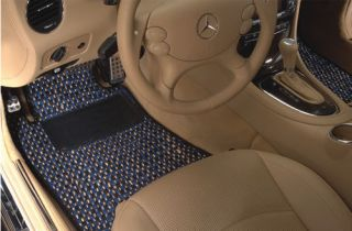 Tech Coco Automat Custom Fit Car Floor Mats for GMC Pickup Models
