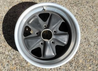 PORSCHE 911 ORIGINAL FUCHS FORGED ALLOY WHEEL 8JX15