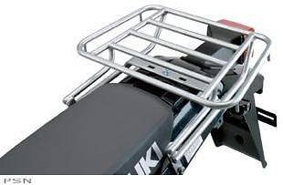 NEW REAR RACK DUAL SPORT OFF ROAD SUZUKI DR650SE 96 09