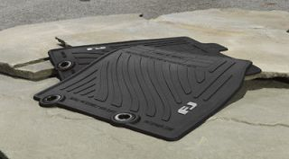2011 2013 TOYOTA FJ CRUISER ALL WEATHER FLOOR MATS PART# PT206 35110