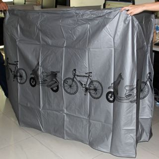 2012 New Bicycle Bike Cycling Motorcycle Rain Cover Waterproof