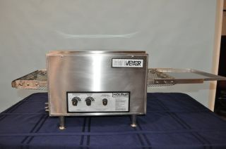 Star Holman Countertop Conveyor Pizza Oven, Model 214HXTB