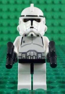 Lego Star Wars Minifigures Phase 2 Clone Trooper with Pistols