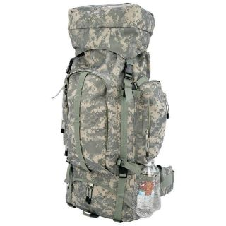 Digital Camo Water Repellent, Heavy Duty Mountaineers Backpack /Day