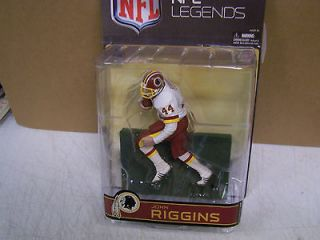 McFarlanes Sportspicks John Riggins NFL Legends Series 4 White