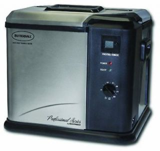 Butterball Professional Indoor Electric Turkey Deep Fryer Fry New