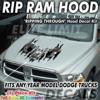 dodge ram hood decals in Decals, Emblems, & Detailing