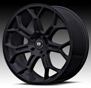 motegi black wheels rims 5x4.5 5x114.3 crown victoria taurus edge flex