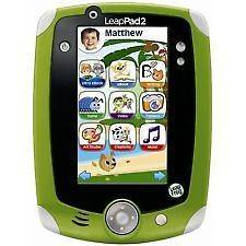 LEAP FROG LEAPPAD 2 GREEN  New without packaging