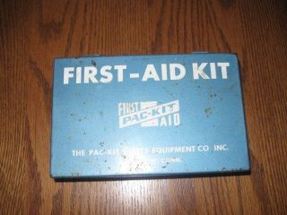 old first aid kit in Kits & Bags