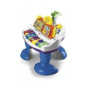 fisher price baby grand piano in Baby