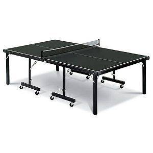 Play Table Tennis Table   Portable Ping Pong Set Folding Storage NEW