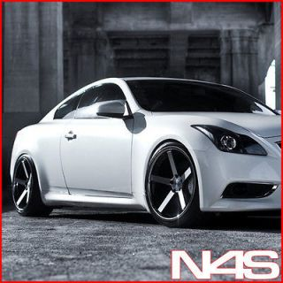 20 HYUNDAI GENESIS COUPE STANCE SC 5IVE MACHINED CONCAVE STAGGERED