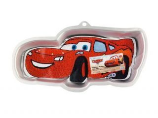Pixar Cars Lightning McQueen Birthday Cake Pan Jello Gelatin Mold