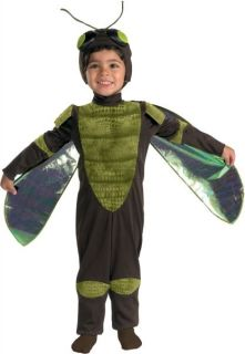 Grasshopper Insect Bug Animal Cute Dress Up Halloween Toddler Child