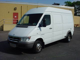 Dodge  Sprinter 3500 High Ro 37 K ORIGINAL MILES / MERCEDES DIESEL