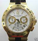 Bvlgari Bulgari Diagono Chrono Mens Quartz Watch