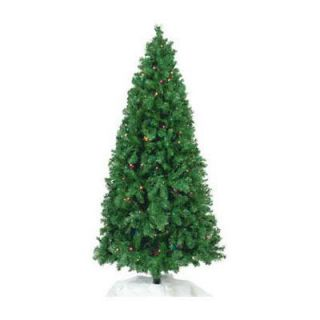 Foot Springfield Noble Pre Lit Multi Artificial Christmas Tree NEW