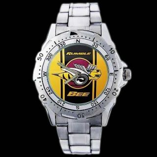 Rumble Bee Dodge Ram Truck Stainless Steel Wrist Watch