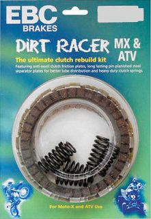 EBC DIRT RACER CLUTCH KIT   YAMAHA YFM 350 Raptor   2004 2010   DRC33