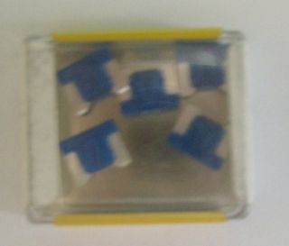 Bussmann 15 Amp ATM Mini Low Profile Fuses Car Auto Automotive Fuse