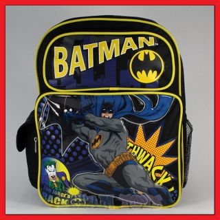 batman backpacks in Kids Clothing, Shoes & Accs