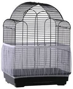 Prevue Hendryx SEED GUARD Mesh seed catcher for Bird Cages (Cage Not