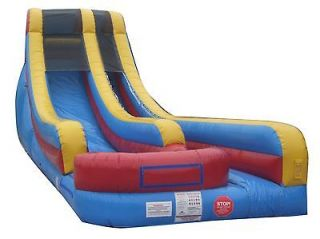 bounce house water slide in Inflatable Bouncers