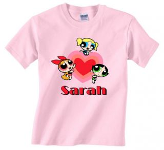 powerpuff girls in Kids Clothing, Shoes & Accs