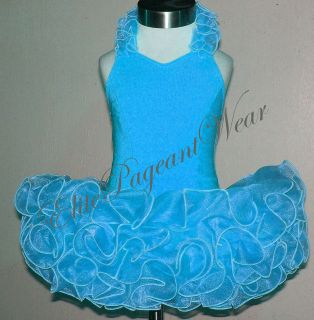 pageant dress shell in Kids Clothing, Shoes & Accs