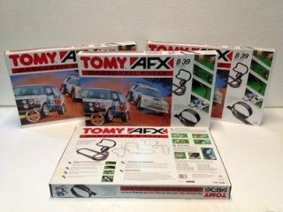 TOMY AFX AURORA RACING Daredevil Rally ,Slot Car New and boxed X1