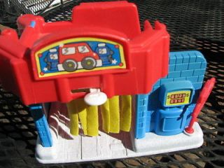 fisher price car wash in Little People (1997 Now)