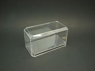 Display Cases (3) w/Mirror 164 Scale for Model Cars Trucks Hot Wheels