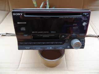 Sony WX C570R Stereo Radio Tape Cassette CD Player