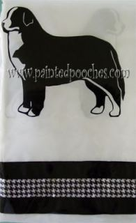 Bernese Mountain Dog Shower Curtain *Our Original*