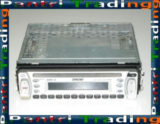 SONY CDX L400X CD Compact Disc Player Radio Car Stereo