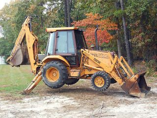 Construction  Heavy Equipment & Trailers  Backhoe Loaders