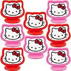 Hello Kitty Cake Toppers 8ct Party Favors Party Supplie